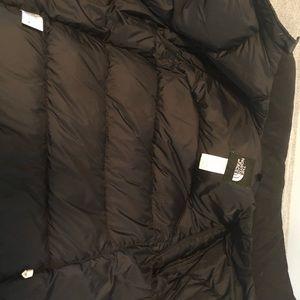 The North Face Jackets & Coats - Women's north face shiny nuptse jacket